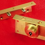 Cabinet Box Lock