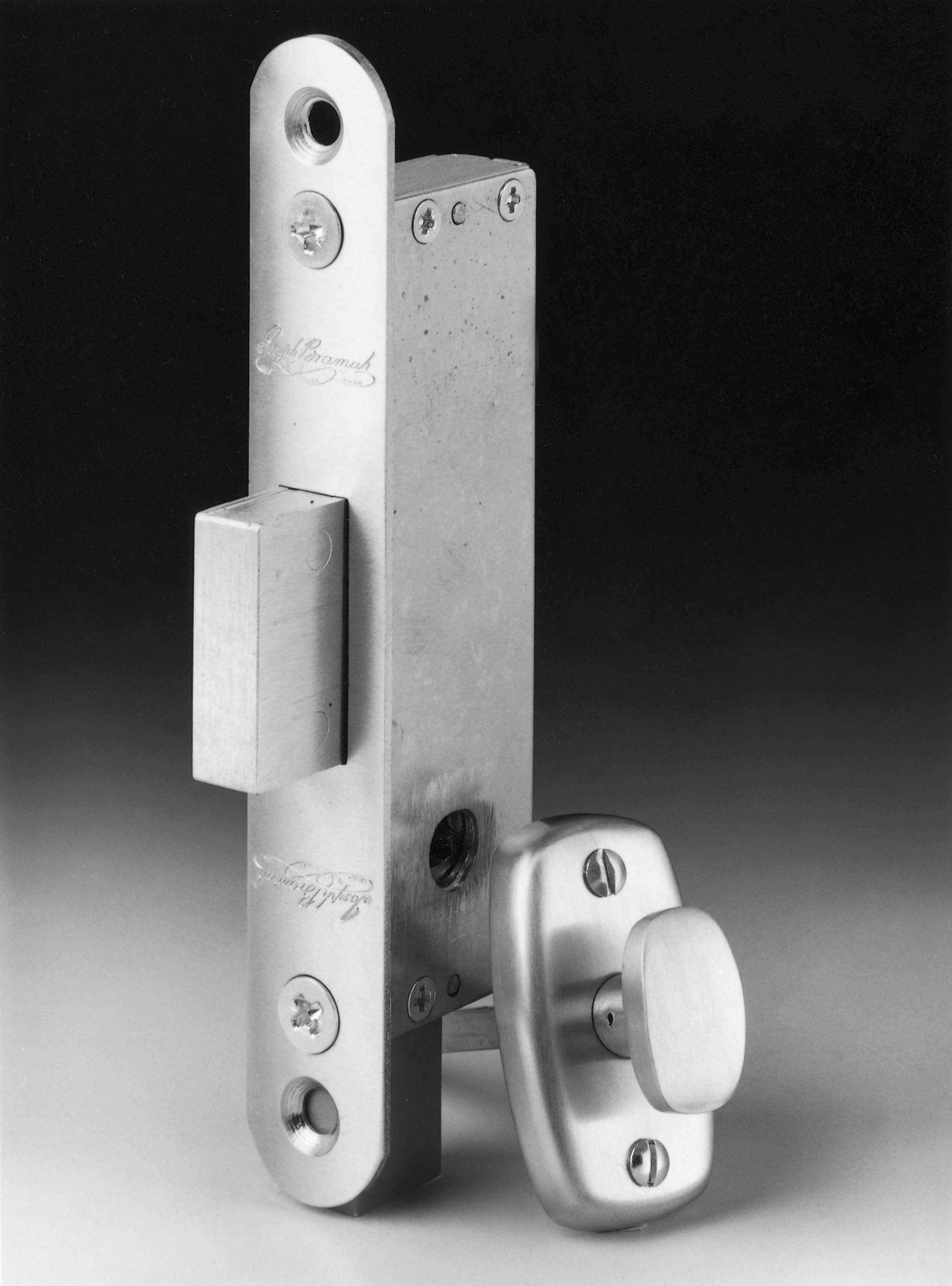 Home / Shop / Hinged Door Locks & Bramah NS Narrow Door Deadlock u2013 Bramah Australasia