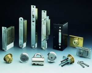 Some of the different Bramah Locks available today
