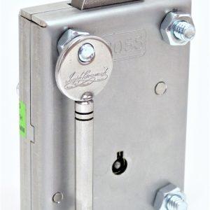 Bramah - Ross Safe Locks